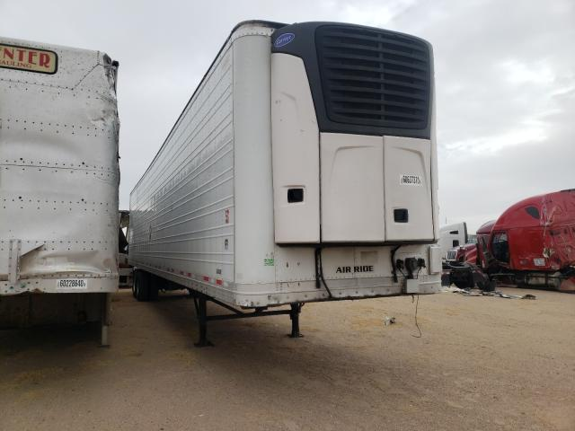 Salvage cars for sale from Copart Albuquerque, NM: 2007 Wabash Trailer