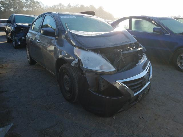 2015 NISSAN VERSA S - Other View Lot 30905631.