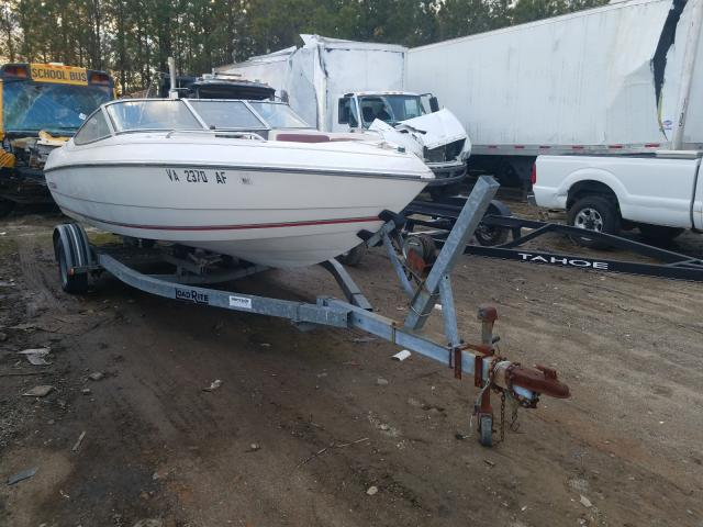 Salvage cars for sale from Copart Sandston, VA: 1993 Stingray Boat With Trailer