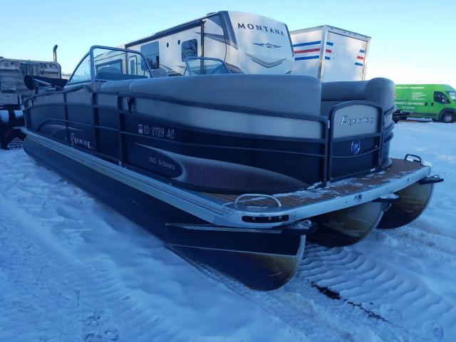 Premier salvage cars for sale: 2015 Premier Pontoon