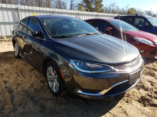 2015 CHRYSLER 200 LIMITE - Other View