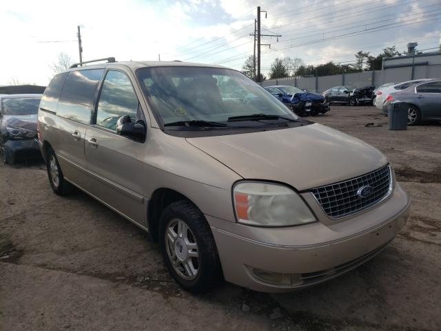 Salvage cars for sale from Copart Chalfont, PA: 2007 Ford Freestar S