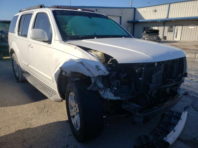 Nissan Pathfinder salvage cars for sale: 2006 Nissan Pathfinder