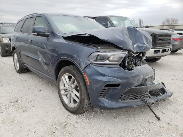 Dodge Vehiculos salvage en venta: 2021 Dodge Durango GT