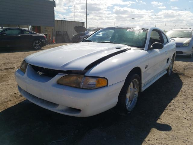 FORD MUSTANG 1995 1