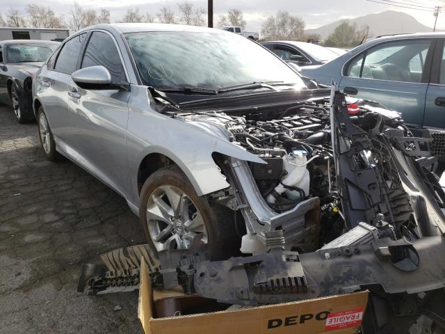 Vehiculos salvage en venta de Copart Los Angeles, CA: 2020 Honda Accord LX
