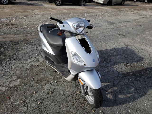 Piaggio salvage cars for sale: 2010 Piaggio FLY 150