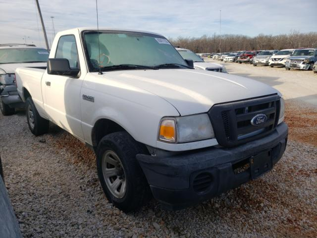 Salvage cars for sale from Copart Rogersville, MO: 2011 Ford Ranger