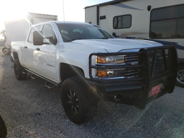 Salvage 2015 CHEVROLET SILVERADO - Small image. Lot 29748281