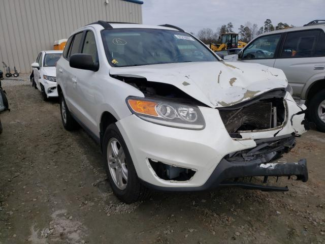Salvage cars for sale from Copart Spartanburg, SC: 2012 Hyundai Santa FE G