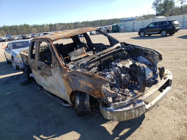 Carros salvage para piezas a la venta en subasta: 2004 Ford F150