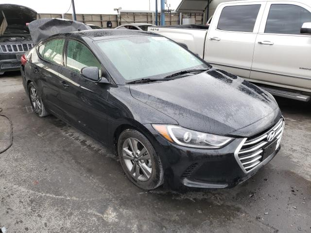 Salvage cars for sale from Copart Anthony, TX: 2017 Hyundai Elantra SE