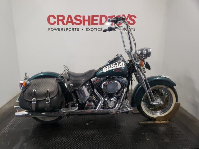 Harley-Davidson Flsts salvage cars for sale: 2000 Harley-Davidson Flsts