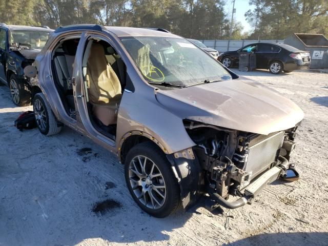 Salvage cars for sale from Copart Ocala, FL: 2018 Buick Encore Sport