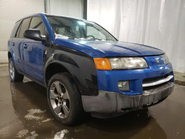 Salvage cars for sale from Copart Central Square, NY: 2004 Saturn Vue