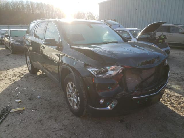 Salvage cars for sale from Copart Hampton, VA: 2019 Chevrolet Traverse L
