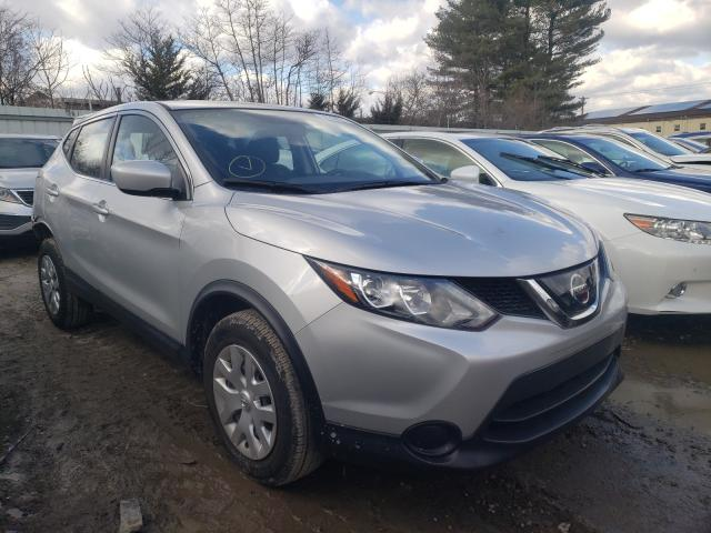Salvage 2019 NISSAN ROGUE - Small image. Lot 31236031