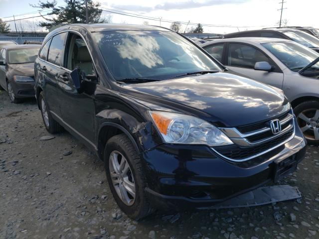 Salvage cars for sale from Copart Windsor, NJ: 2011 Honda CR-V EXL