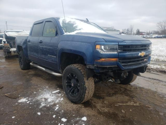 Salvage cars for sale from Copart Columbia Station, OH: 2016 Chevrolet Silverado
