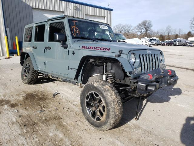 2015 Jeep Wrangler U for sale in Rogersville, MO