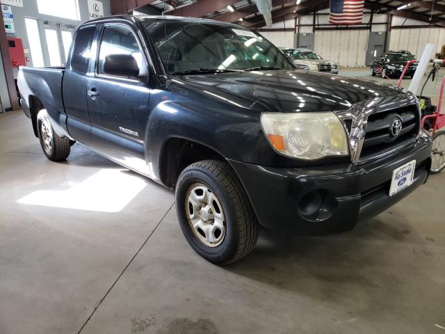 Salvage cars for sale from Copart East Granby, CT: 2006 Toyota Tacoma ACC