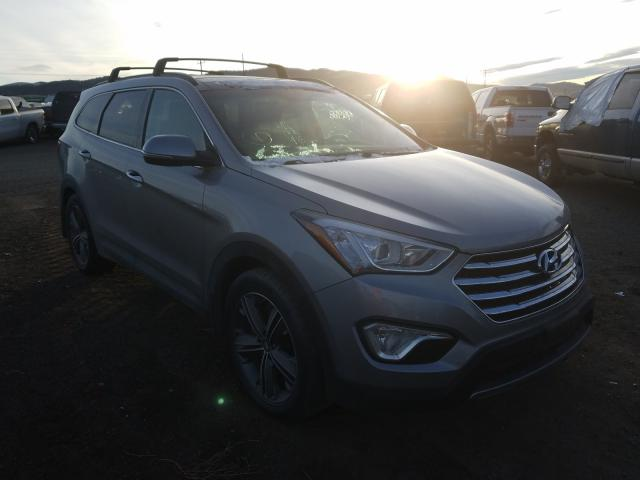 Salvage cars for sale from Copart Helena, MT: 2015 Hyundai Santa FE G