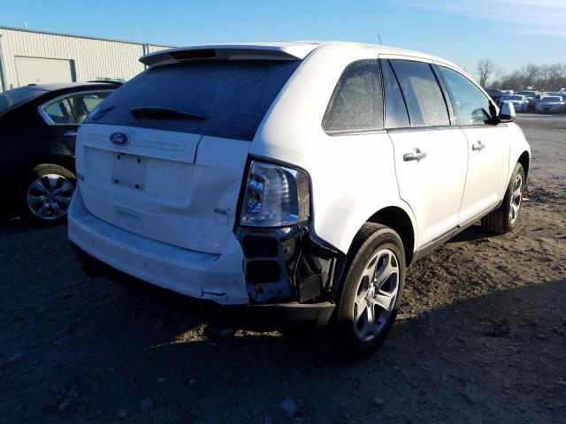 2011 FORD EDGE SEL 2FMDK3JC5BBA28797