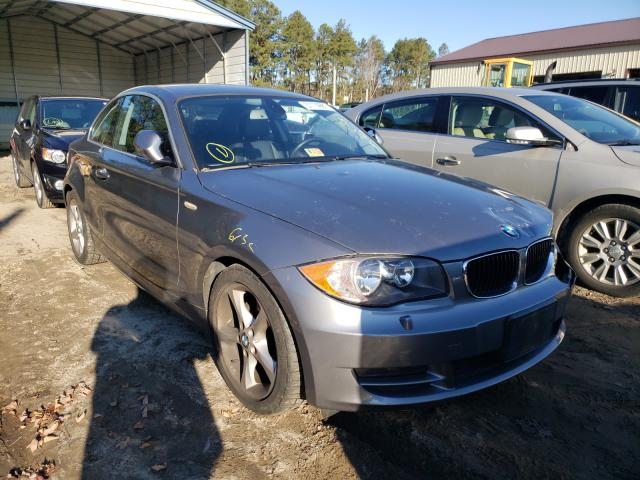 BMW 128 I salvage cars for sale: 2010 BMW 128 I