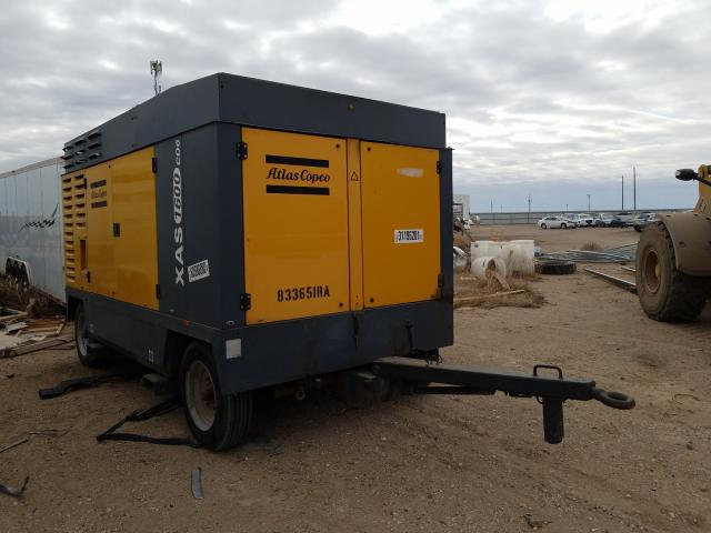 Atla salvage cars for sale: 2010 Atla Generator