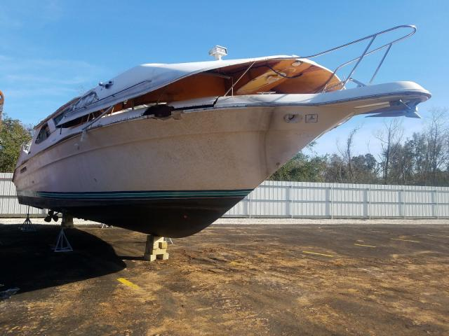 Salvage boats for sale at Theodore, AL auction: 1993 Sea Ray Express