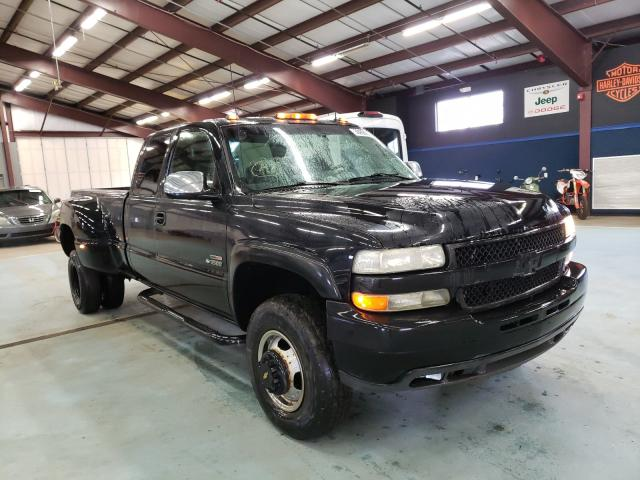 Salvage cars for sale from Copart East Granby, CT: 2002 Chevrolet Silverado