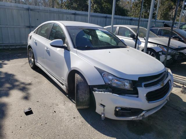 Salvage 2015 CHEVROLET CRUZE - Small image. Lot 30787301