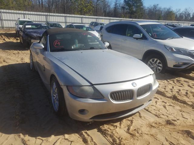Used 2003 BMW Z4 - Small image. Lot 31037181