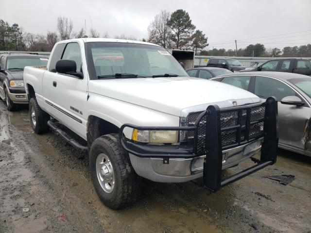 Salvage cars for sale from Copart Shreveport, LA: 2001 Dodge RAM 2500