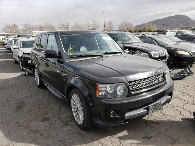 Salvage cars for sale from Copart Colton, CA: 2012 Land Rover Range Rover