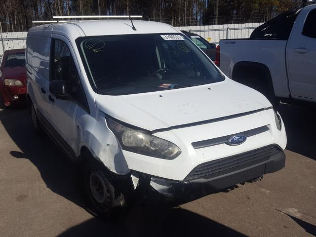 2014 FORD TRANSIT CO - Left Front View