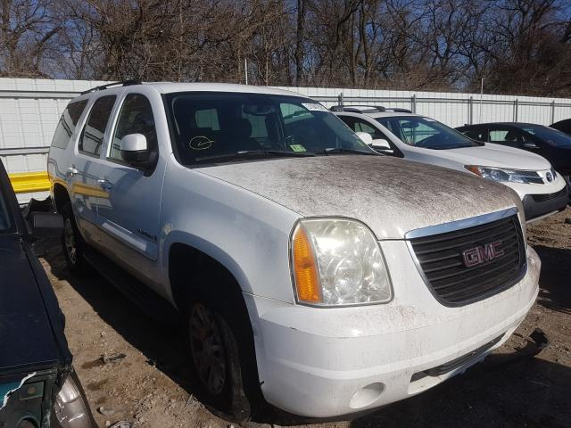 GMC Yukon salvage cars for sale: 2007 GMC Yukon
