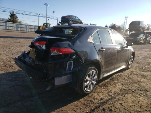 цена в сша 2020 Toyota Corolla Le 1.8L JTDEPRAE4LJ020492