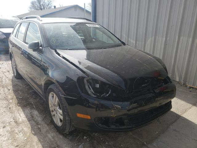 Salvage cars for sale from Copart Sikeston, MO: 2013 Volkswagen Jetta TDI