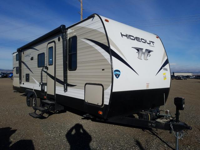 Salvage cars for sale from Copart Helena, MT: 2019 Keystone Hideout