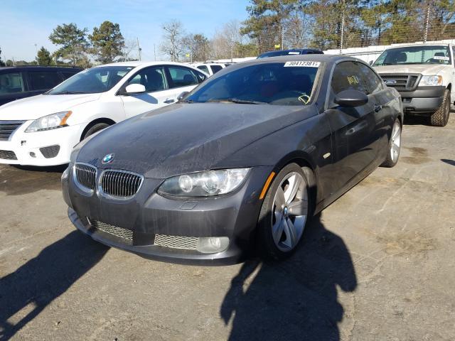 BMW 3 SERIES 2008 1