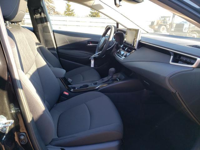 пригнать из сша 2020 Toyota Corolla Le 1.8L JTDEPRAE4LJ020492
