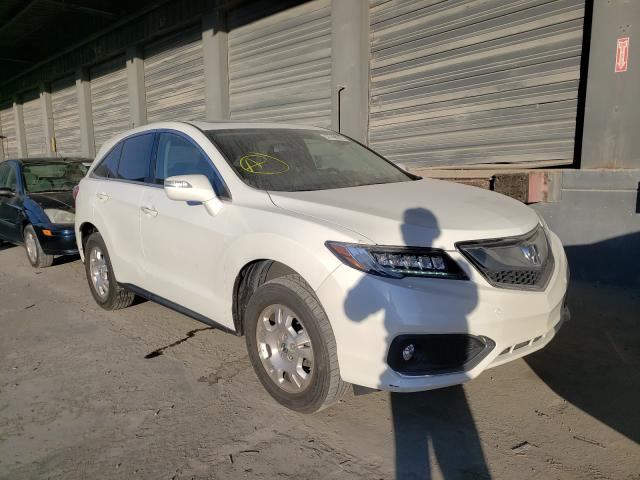 Salvage cars for sale from Copart Hayward, CA: 2018 Acura RDX Advance