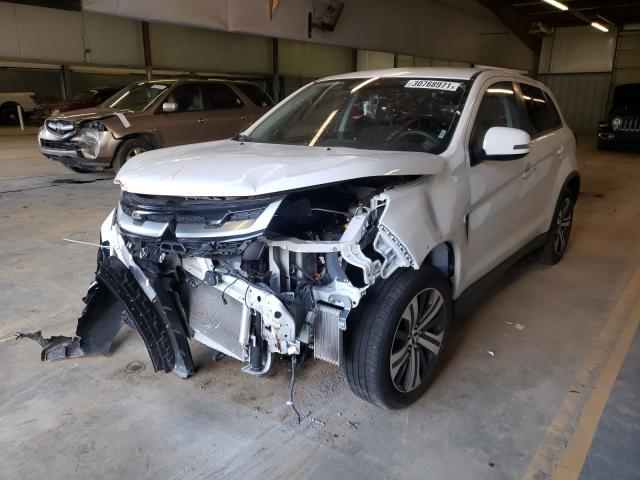 из сша 2020 Mitsubishi Outlander 2.0L JA4AR3AUXLU018333