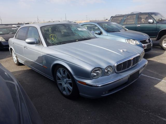 Salvage cars for sale from Copart Sun Valley, CA: 2005 Jaguar XJ8 L