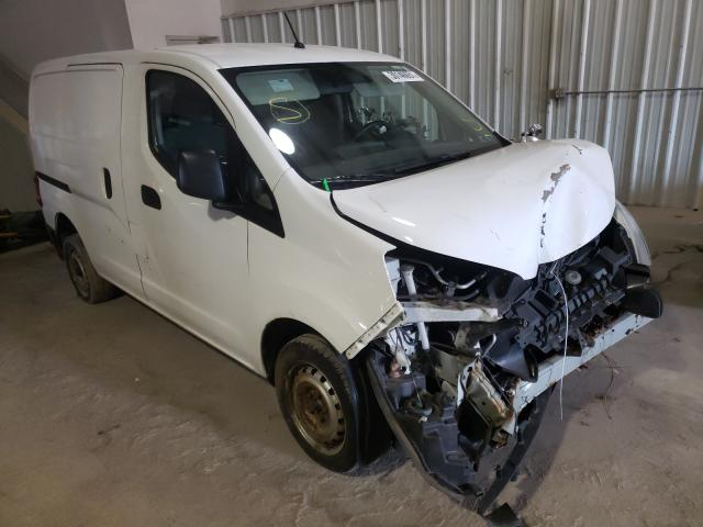Salvage cars for sale from Copart Ellwood City, PA: 2018 Nissan NV 200