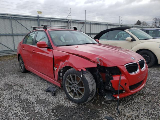 Salvage 2011 BMW 3 SERIES - Small image. Lot 29707571