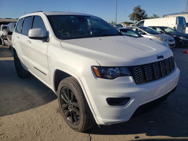 Salvage cars for sale from Copart Riverview, FL: 2020 Jeep Grand Cherokee