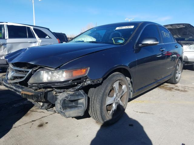 2004 ACURA TSX - Left Front View