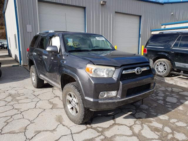 Salvage cars for sale from Copart Hurricane, WV: 2012 Toyota 4runner SR